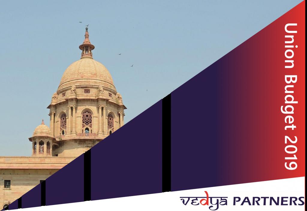 Union Budget 2019 – Analysis by Vedya Partners